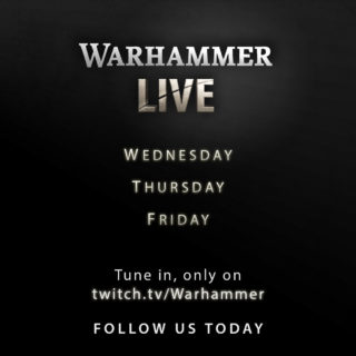 Warhammer Live Every Week