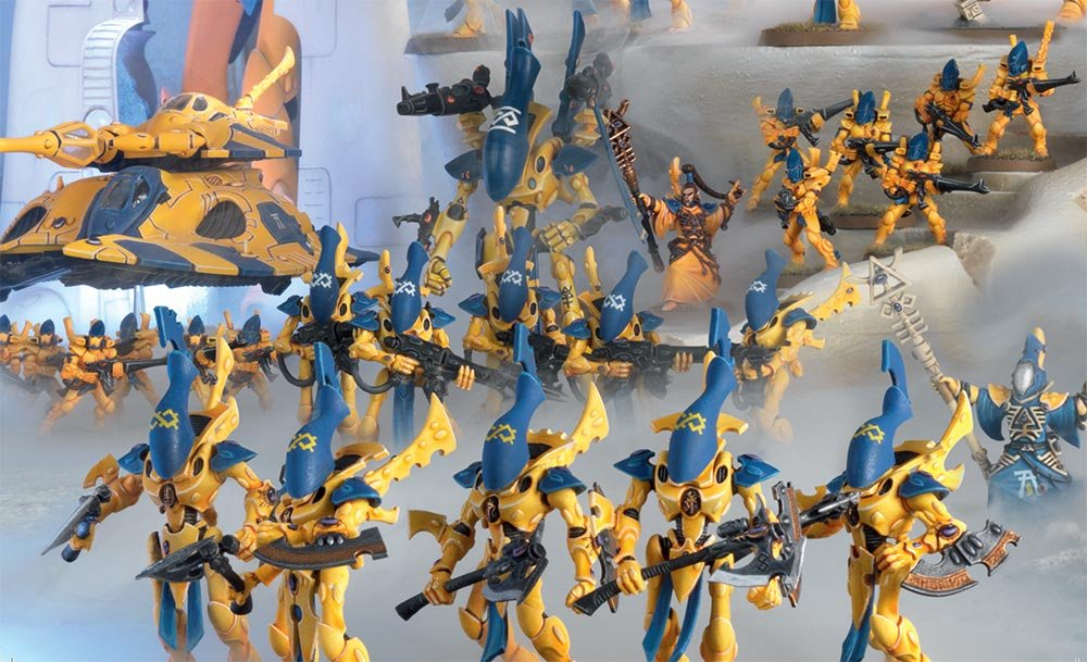 Warhammer 40000 faction focus eldar warhammer community youll recognise many of the same elements from your current army as well high mobility with army wide special rules such as battle focus and of course publicscrutiny Image collections