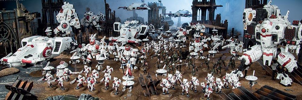 Картинки по запросу warhammer 40000 tau empire