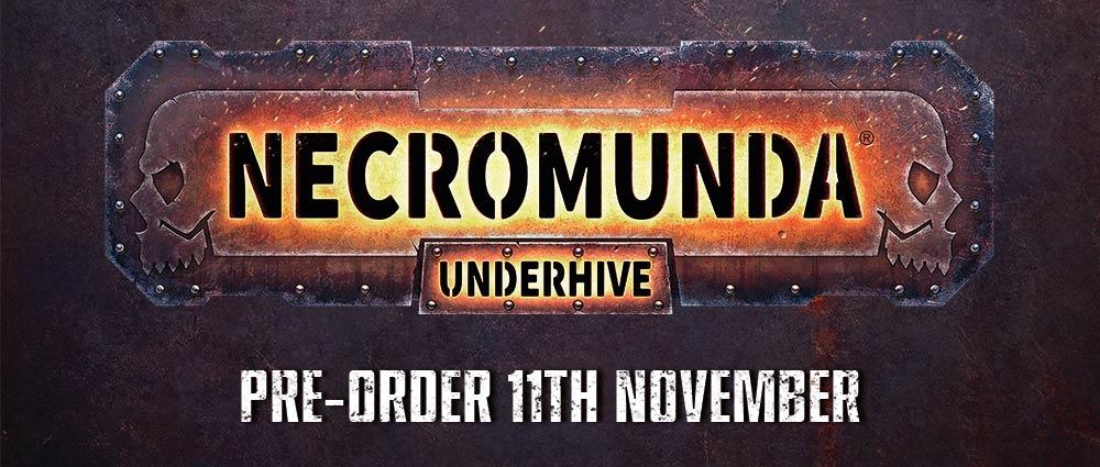 Pre-order Necromunda