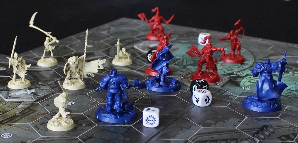 Shadespire with 3-4 Players - Warhammer Community