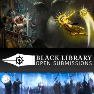 Think you have what it takes to write for Black Library?