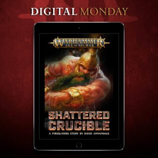 Black Library Digital Monday