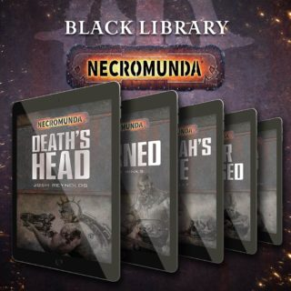 Black Library Necromunda Week
