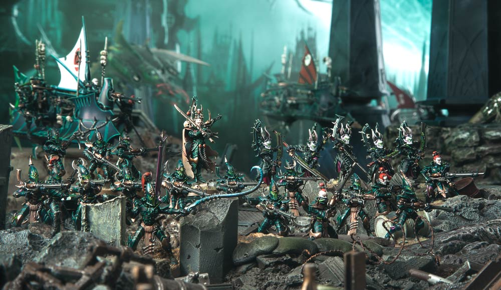 Codex Drukhari Preview The Kabals Warhammer Community