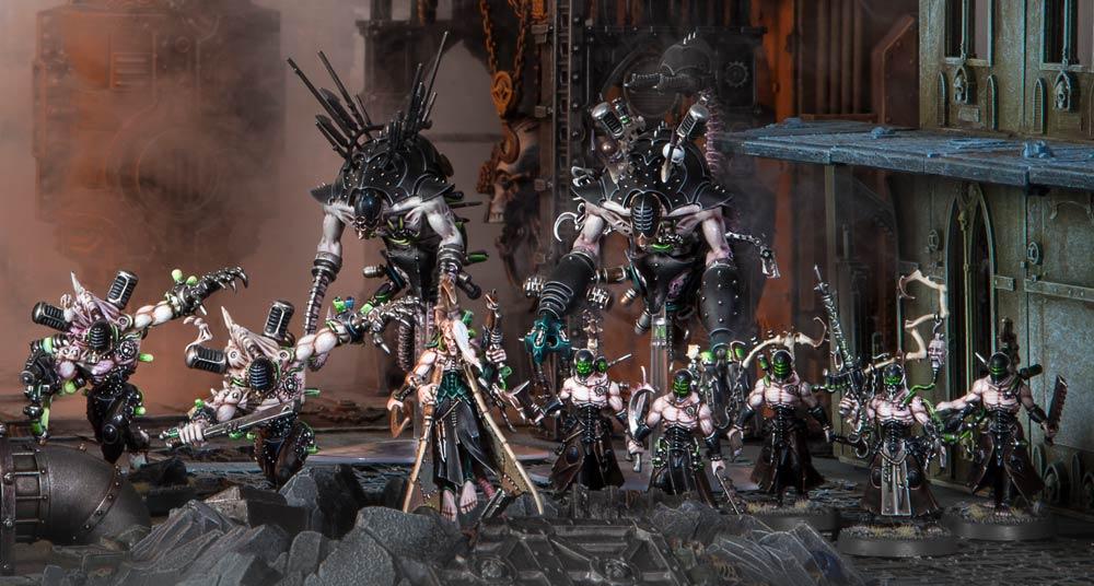 Codex Drukhari Preview Haemonculus Covens Warhammer Community
