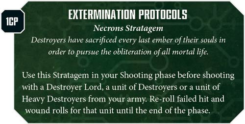 What Stratagems are you hoping to see in the new dex 40kNecrons-Mar20-ExterminationProt3cs