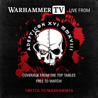 Warhammer Live From AdeptiCon