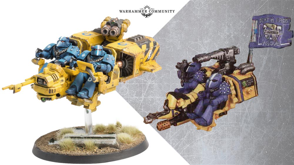 Forgeworld Returns to the Classics, with a whole new look. - Faeit ...