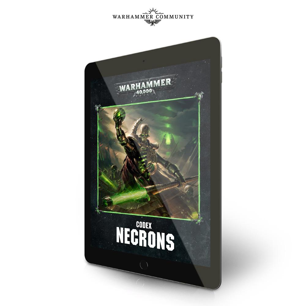 necron codex 8th edition pdf