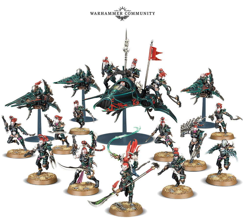 Preorders for our Codex and new Start Collecting box next week! GWPreviews-Mar25-StartCollectingDrukhari4sf-e1521813122788
