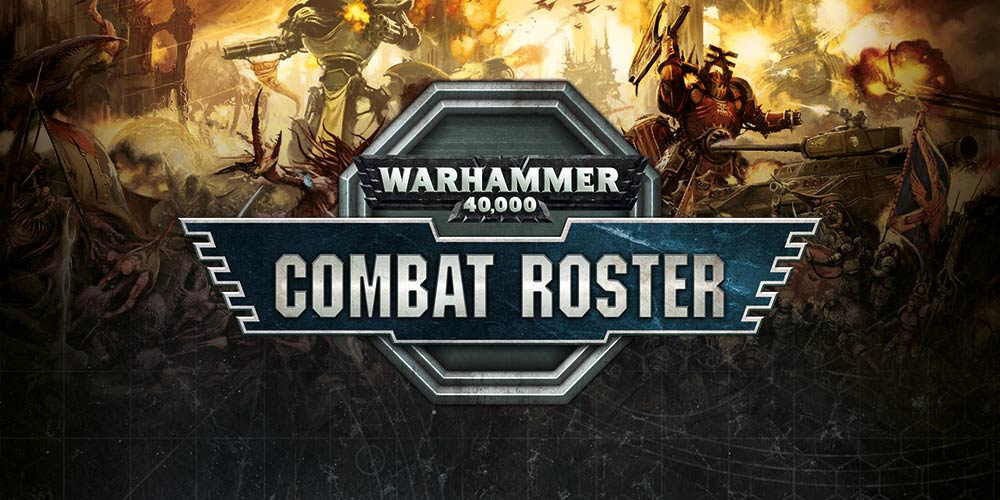 combat roster now live warhammer community