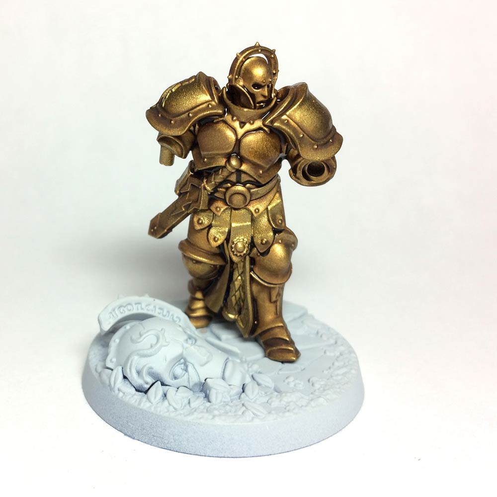 Y All Got Any More Of The Gold Spray Paint