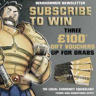 Win a £100 Voucher!
