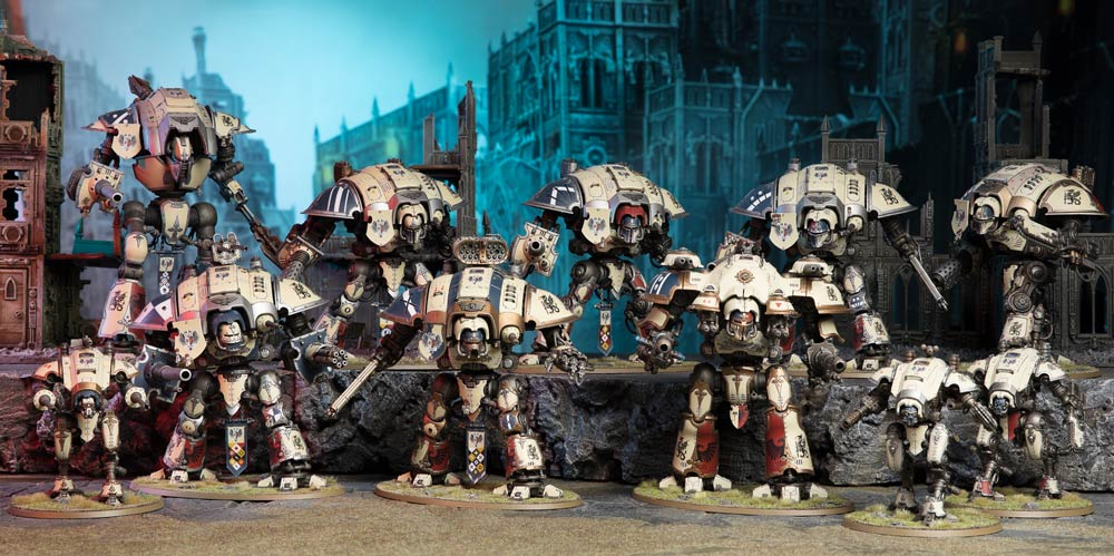Adeptus Titanicus Rumors - Page 2 - Warhammer Universe