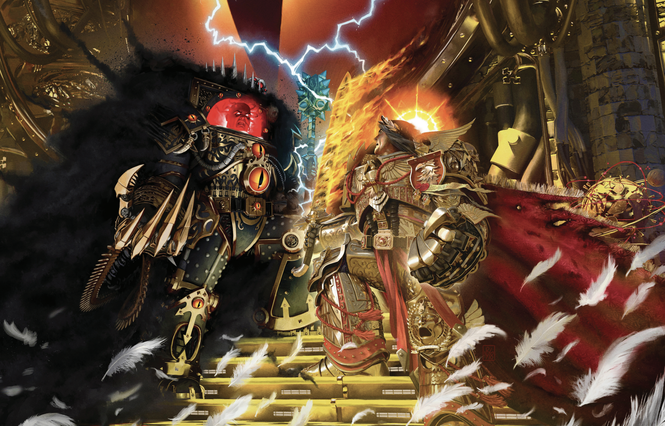 Programme des publications The Black Library 2018 - UK - Page 5 Heresy2018-06-16