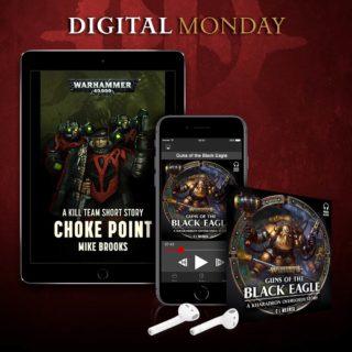 Black Library Digital Monday