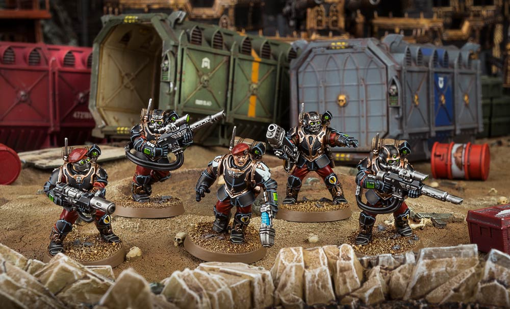 Preview Drop Force Imperator Warhammer Community