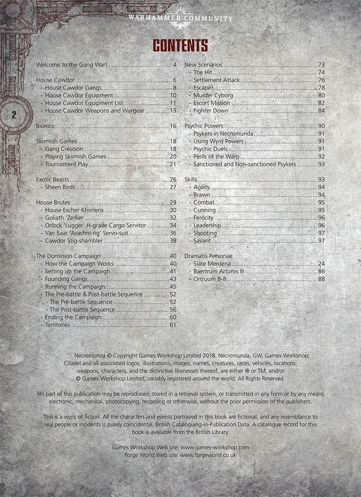 Necromunda Underhive -Enforcers pg 224 - Page 16 - Forum