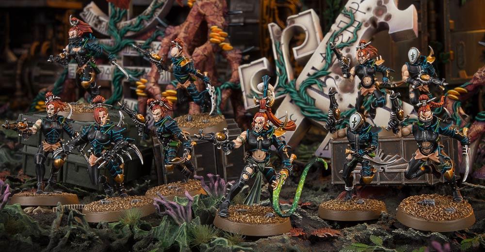 Kill Team Preview Drukhari Faeit 212 Warhammer 40k News And Rumors