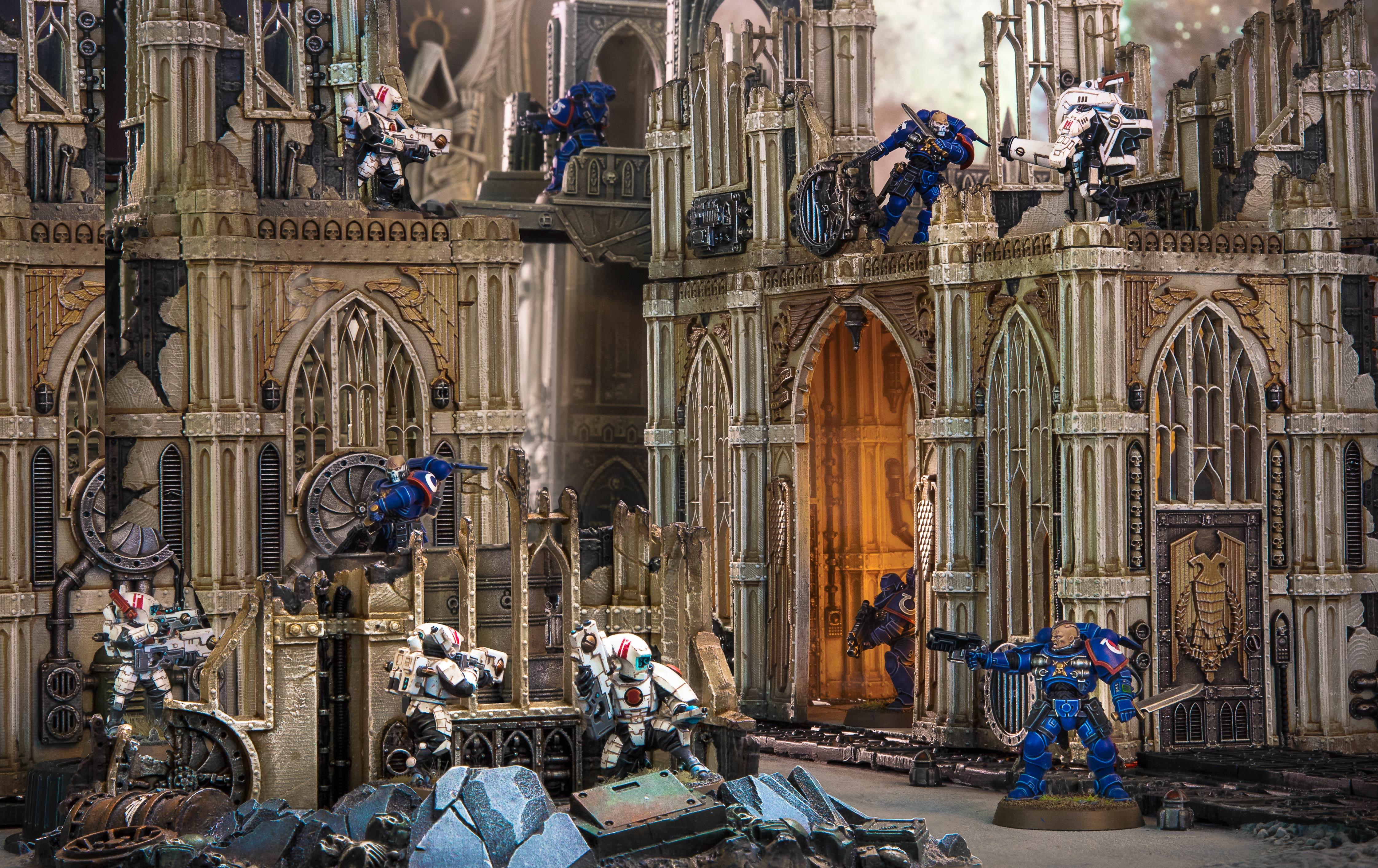 Warhammer 40k Epub Mega