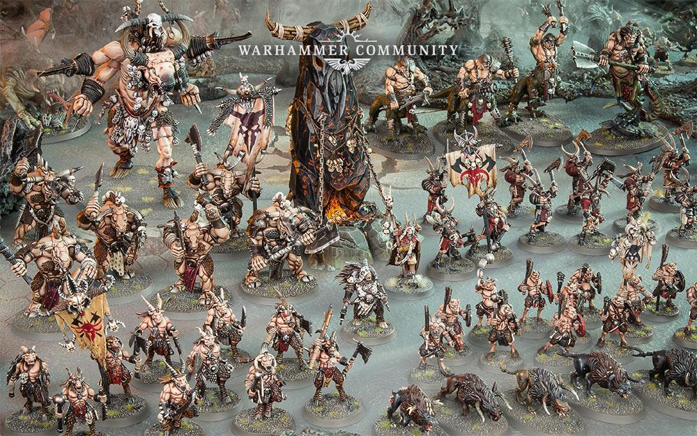 Картинки по запросу beasts of chaos