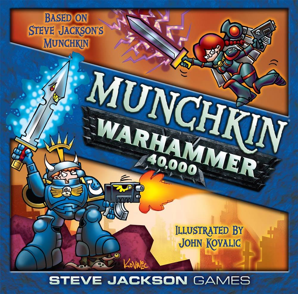 Munchkin 40K  GenconGames-Aug3-Box1hrjvda