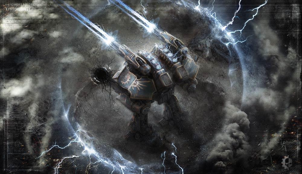 Adeptus Titanicus and The Horus Heresy – Warhammer Community
