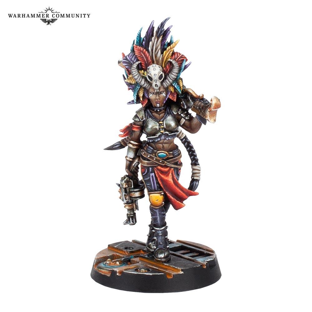 The Death-maiden Stalks the Underhive – Warhammer Community – BLITZPLATZ