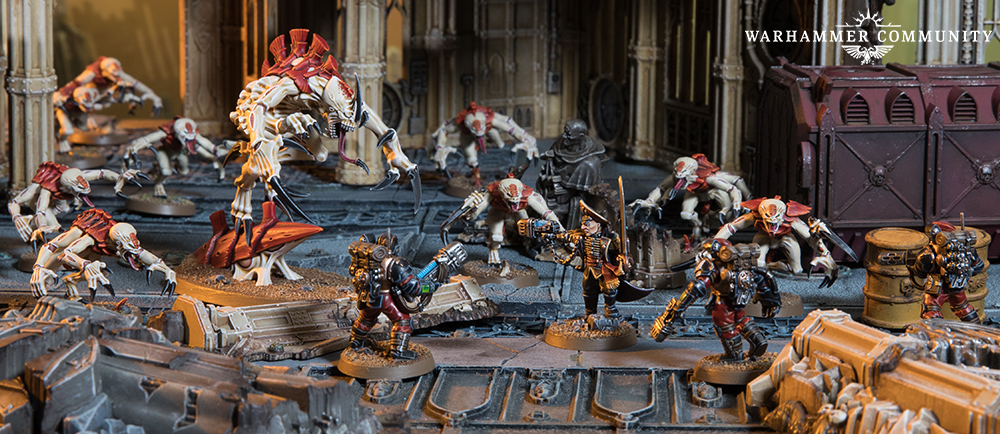 40K] Kill Team News & Rumours page 148 : Arena expansion
