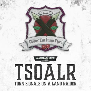 Turn Signals on a Land Raider