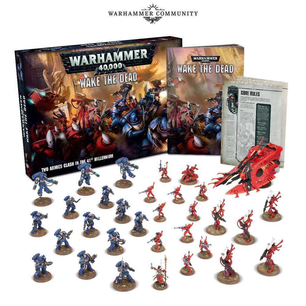 Pre-order Today: Kill Team Expansions and Wake the Dead – Warhammer