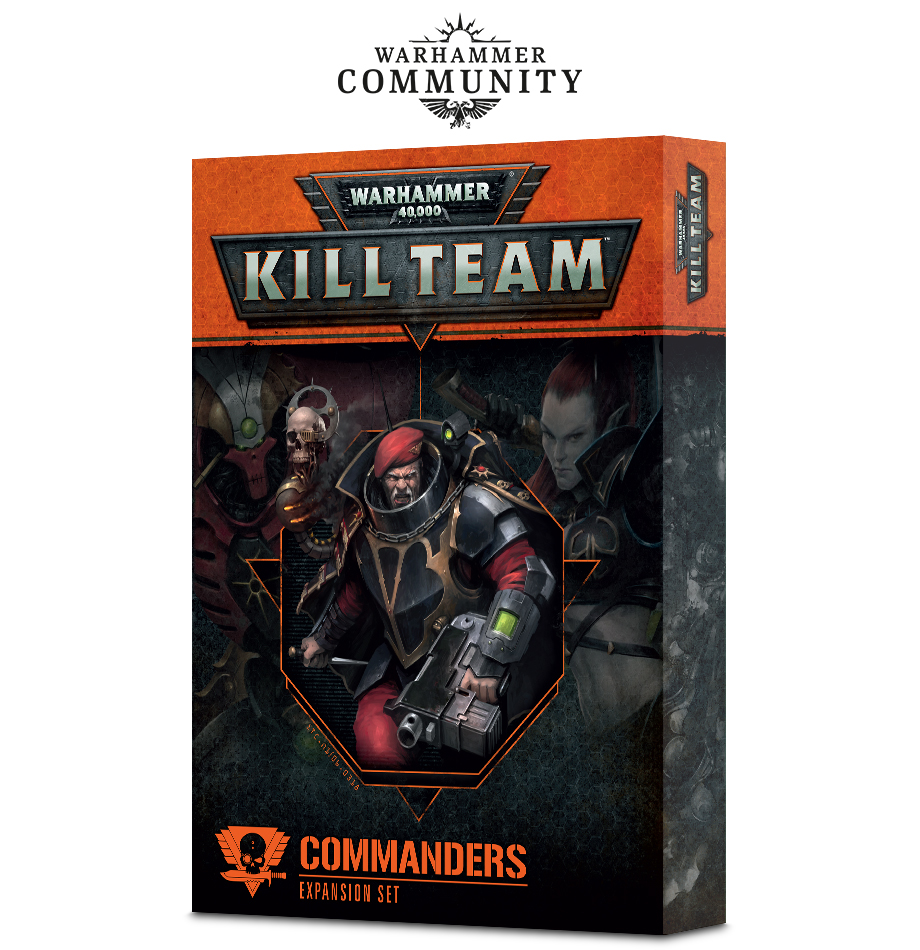 Coming Soon: It's Time To Take Command