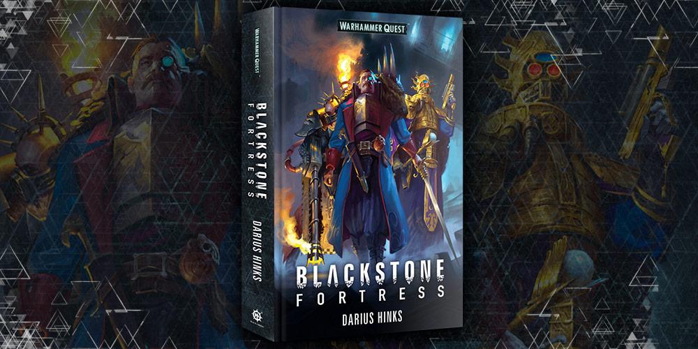 warhammer-community.com - Blackstone Fortress: The Novel