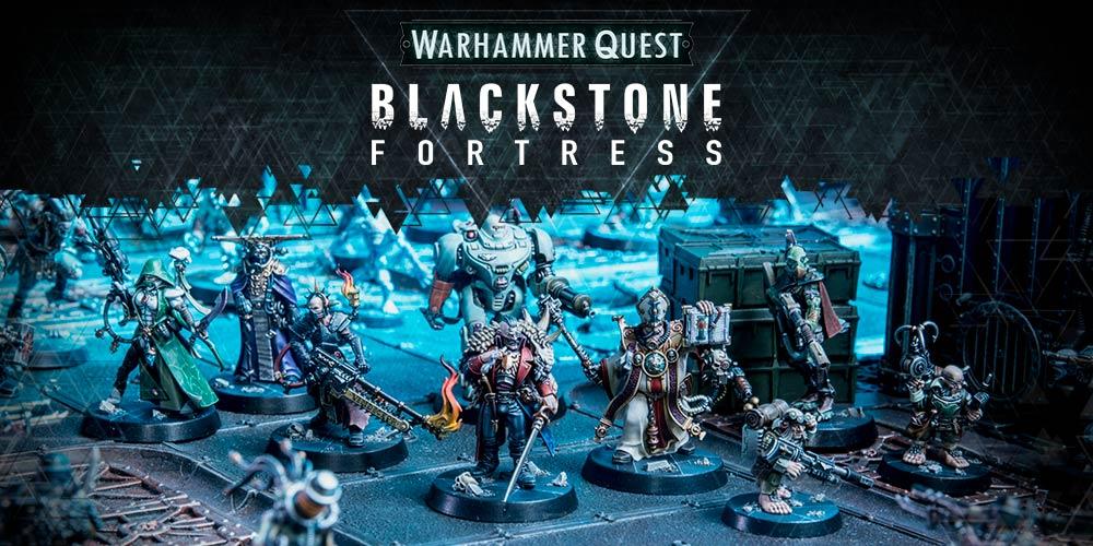 Картинки по запросу Warhammer Quest: Blackstone Fortress