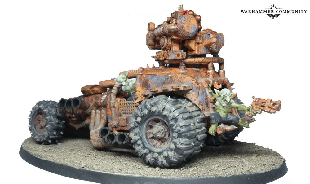 Next Week: The Mega Buggy Paint-a-thon – Warhammer Community