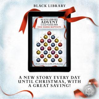 Black Library Advent Calendar: The Subscription