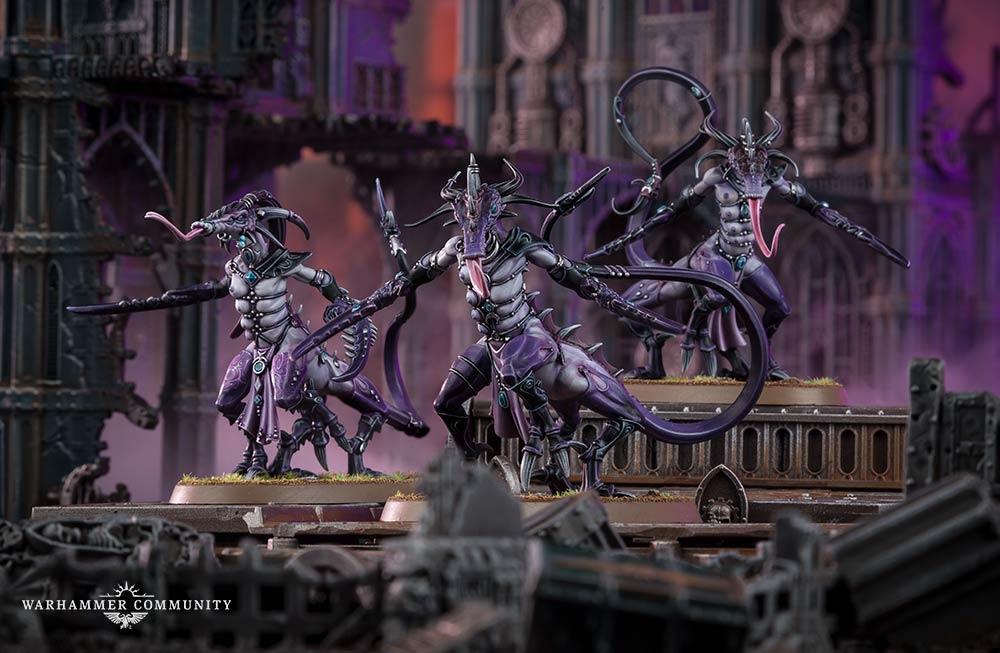 Wrath And Rapture The Daemons Of Slaanesh Warhammer Community