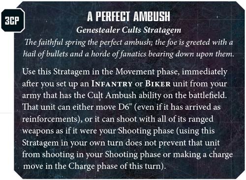 Genestealer Cult 8th Edition Codex: Leak Compilation - The