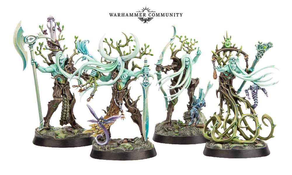 Games Workshop Previews Sisters of Battle, New Games & More at Las
