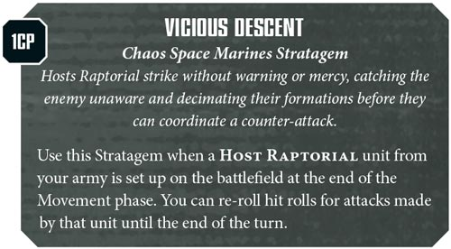 Vigilus Ablaze Previews: Nightlords, Renegade Chapters and Fallen